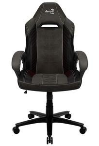 Кресло игровое AeroCool BARON Lite Iron черный