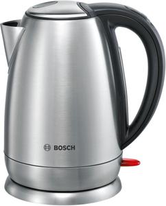 Чайник электрический Bosch TWK78A01 серебристый