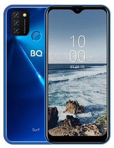 Смартфон BQ 6631G 16 Гб синий