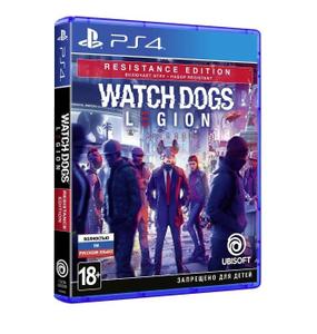 Игра на PS4 Watch_Dogs: Legion[PS4,русскаяверсия]