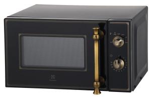 Микроволновая печь Electrolux EMM 20000 OK черный