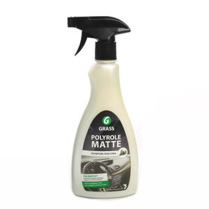 """Полирующее средство """"Polyrole Matte"""" с ароматом винограда 500мл Grass"""