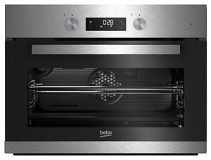 Духовой шкаф Beko BCM12300X серебристый