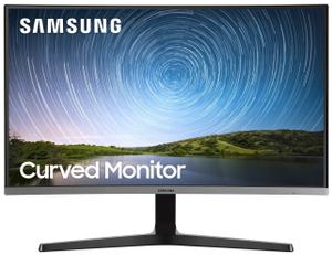 """Монитор Samsung [C27R500FHI] 26,9"""" черный"""