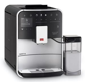 Кофемашина Melitta Caffeo F 840-100 Barista T Smart серебристый