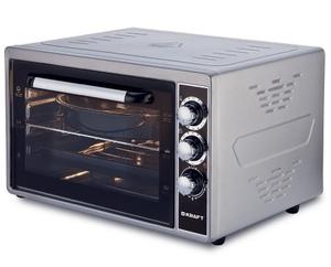 Мини-печь Kraft KF-MO 3800 GR серебристый