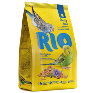"RIO / Корм для волнистых попугайчиков ""основной рацион"" 500 гр."