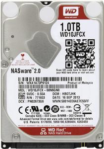 Жесткий диск Western Digital Red WD10JFCX 1 Тб