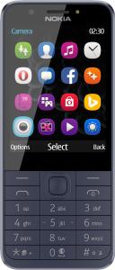 Сотовый телефон Nokia 230 DS синий