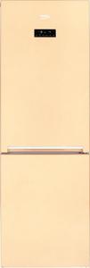 Холодильник Beko RCNK321E20SB бежевый