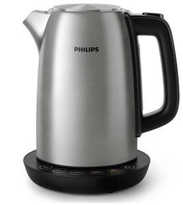 Чайник электрический Philips HD 9359/90 серебристый