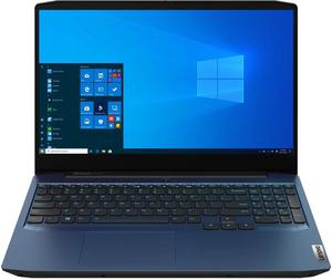 Ноутбук игровой Lenovo IP Gaming 3 15IMH05 (81Y4006XRU) синий