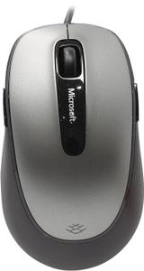 Мышь проводная Microsoft Comfort 4500 серый
