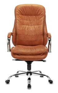 Кресло офисное Бюрократ T-9950 оранжевый