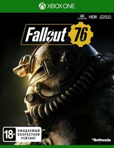 Игра на XBox One Fallout 76 [Xbox One, русские субтитры]
