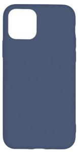"Клип-кейс Alwio для iPhone 12/12 Pro (6.1""), soft touch, тёмно-синий (ASTI12BL)"