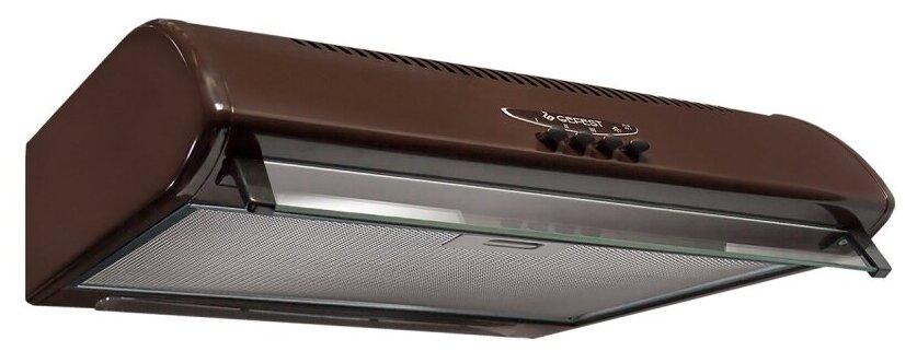 Вытяжка GEFEST ВО 2501 К47 коричневый