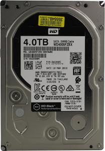 Жесткий диск Western Digital Black [WD4005FZBX] 4 Тб