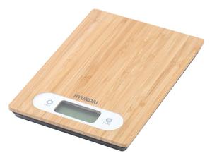 Весы кухонные Hyundai HYS-KB411