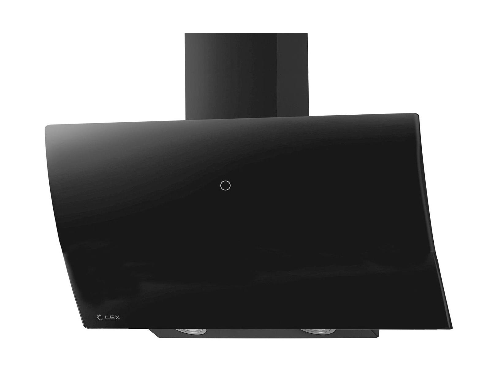 Вытяжка LEX Plaza GS 900 BL черный