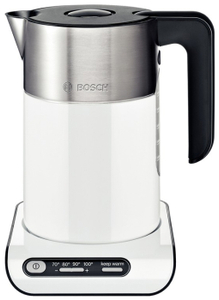 Чайник электрический Bosch TWK 8611 серебристый