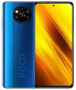 Смартфон POCO X3 NFC 64 Гб синий