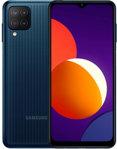 Смартфон Samsung Galaxy M12 32 Гб черный