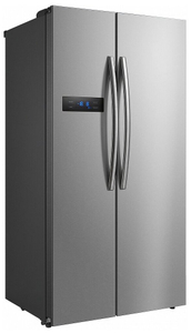 Холодильник Korting KNFS 91797 X серебристый