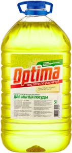 Средство для мытья посуды 5л Optima