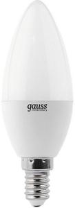 Лампа Gauss LED Elementary Candle 8W E14 4100K