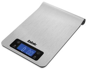 Весы напольные BBK KS150M серебристый