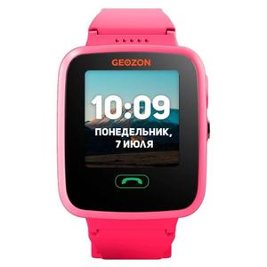Детские умные часы Geozon Aqua розовый