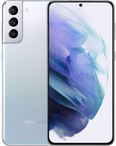 Смартфон Samsung Galaxy S21+ 256 Гб серебристый