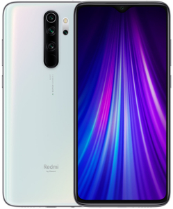 Смартфон Xiaomi Redmi Note 8 Pro 128 Гб белый