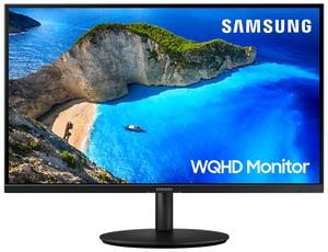 "Монитор Samsung [LF27T700QQIXCI] 27"" черный"