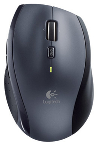 Мышь беспроводная Logitech M705 черный