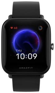 Смарт-часы Amazfit A2017 (BIP U) черный