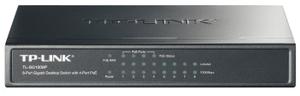 Коммутатор (switch) TP-LINK TL-SG1008P