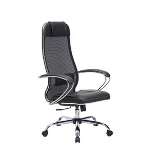 Кресло офисное Метта Комплект 5 (БЕЗ ОСНОВАНИЯ) черный