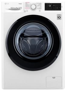 Стиральная машина LG F4M5TS6W белый