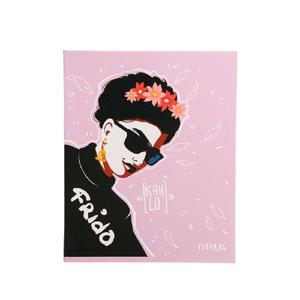 Тетрадь А5, 48 л на скрепке Frida