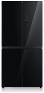 Холодильник Бирюса CD 466 BG черный
