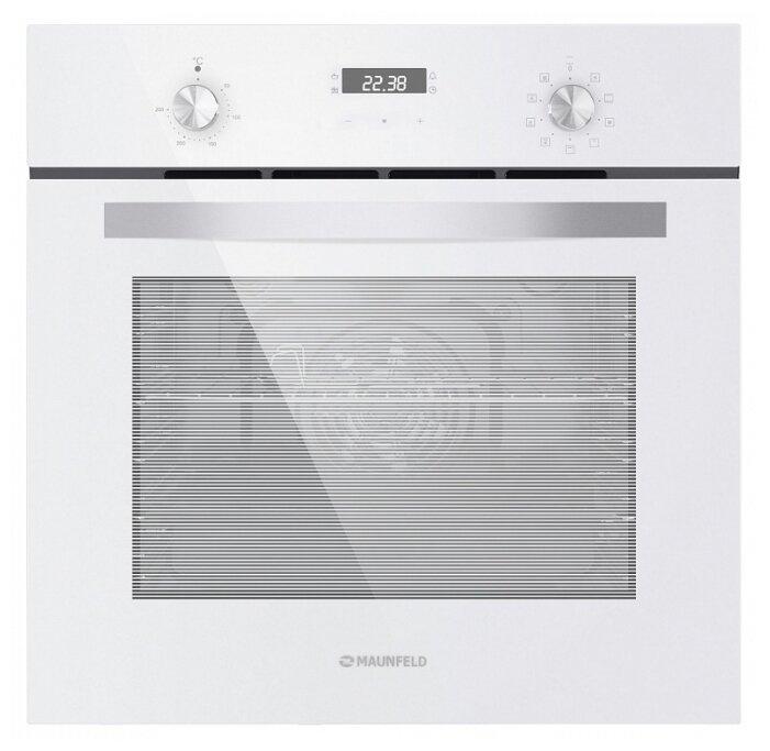 Духовой шкаф MAUNFELD EOEМ.589W белый
