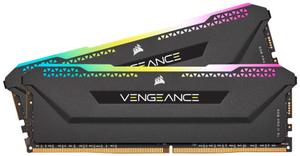 Оперативная память Corsair [CMH16GX4M2Z3200C16] 16 Гб DDR4