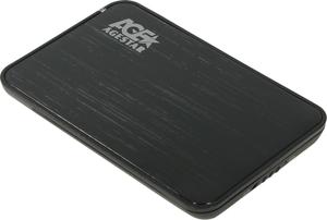 Внешний бокс AgeStar 3UB2A8 черный