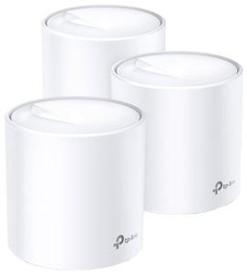 Wi-Fi система (комплект) TP-LINK Deco X60 (3-pack)