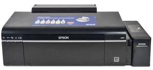 Принтер пьезоэлектрический струйный Epson L805