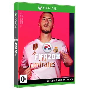 Игра на XBox One FIFA 20 [Xbox One, русская версия]