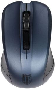 Мышь беспроводная Jet.A OM-U36G синий