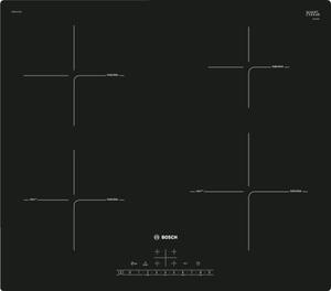 Индукционная варочная поверхность Bosch PIE611FC5Z черный